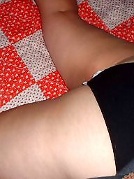 Menstruation, Milf upskirt, Milf flashing