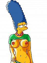 Milf cartoon, Marge simpson, Milf cartoons, Cartoon milf, Simpsons, Cartoons