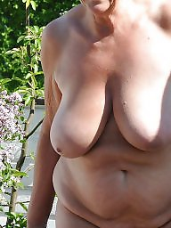 Summers, Summer day, Nice mature amateur, Nice boobs, Nice big boobs, Amateur summer