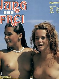 Retro teen nudist photos
