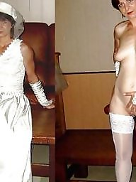 Dressed undressed, Brides, Bride, Undressed, Dress, Undress