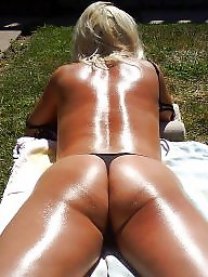 The blonde, Milf enjoy, Enjoye, Enjoyable, Camera amateur, Camera