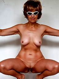 Ladies, Lady b, Lady, Amateur mature, Stretch