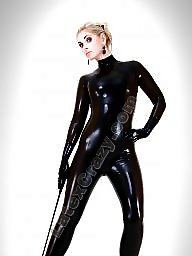 Clothed, Amateur femdom, Latex amateur, Rubber, Latex
