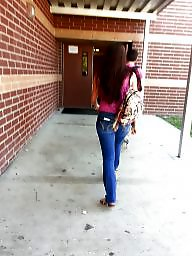 Voyeur teen ass, Voyeur jeans, Tights teen, Tights ass, Tight teen, Tight jeans