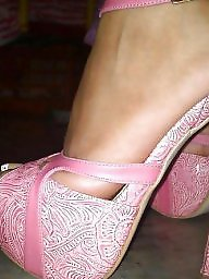 Milf feet, Amateur feet, Amateur milf, Stocking, Stockings, Stocking feet
