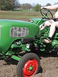 Tractors, Tractor, Public-slut, Public, matures, Public slut, Public nudity mature