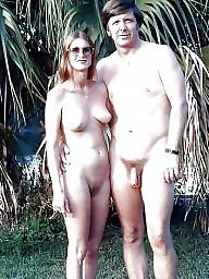 Couple, Public nudity, Couples, Public, Beach couple