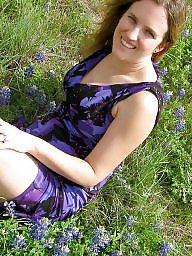 Purple tits, Purple tit, Purple, Milfs ladies, Milf lady, Milf in purple