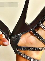 Milf feet, Milf heels, Heels, High heels, Feet