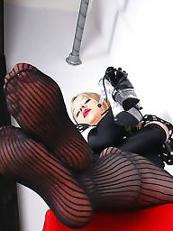 The femdom bdsm, The blonde, The bdsm femdom, Worshiping, Worship, Mistresses