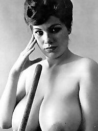 Vintage milf, Vintage tits, Vintage, Retro