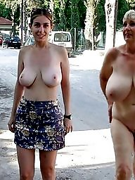 Saggy tits, Saggy mature