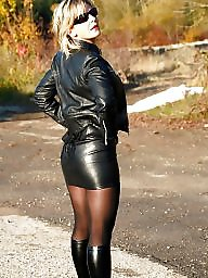 Leather, Pvc