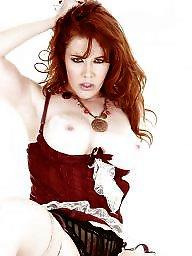 Redhead, Redheads, Redhead milf