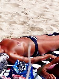 Topless, Gilf, Mature beach