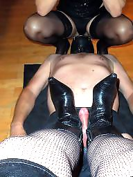 Boots, Face sitting, Femdom, Face