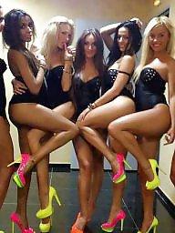 Legs, Leggings, Heels, High heels