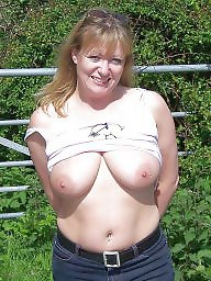Mature amateur, Cathy
