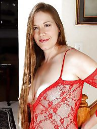 Red,stockings, Red,milf, Red stockings, Red stocking, Red j, Red in stocking