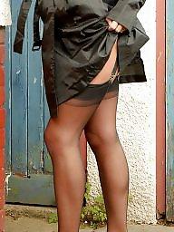 Stockings, Stocking, Sexy milf, Sexy, Mature, Milf