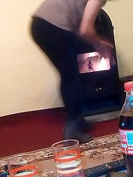 Hidden cam, Romanian, Old young, Spying, Hidden, Young