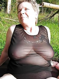 Mature boobs, Mature tits