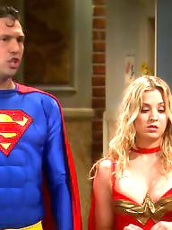 Celebrities, Celebrity, Wonder woman, Kaley cuoco