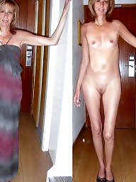 Mature dressed undressed, Undressed, Dress undress, Dress, Dressed
