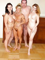Mother, Mothers, Mature group, Sharing, Cock, Share
