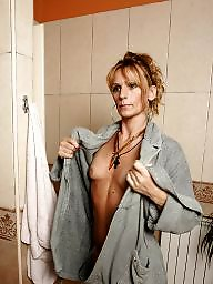 Two lady, Two ladies, Two matures, Room mature, Showering milf, Shower milf