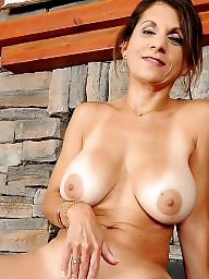 Mature tits, Older
