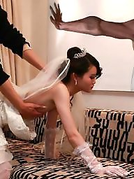 Brides, Asian amateur, Hotel, Chinese, Bride