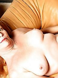 Redhead hairy, Granny hairy, Mature redheads, Mature pussy, Granny spreading, Spreading