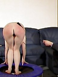 Caned, Caning, Housewife, Teen bdsm, Teen amateur, Cane