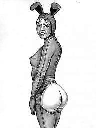 Art, Spanking, Spanking cartoon, Spanked, Spank, Cartoon