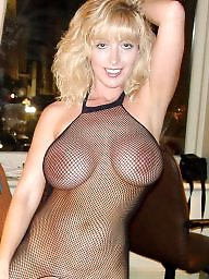 Blonde milf big boobs