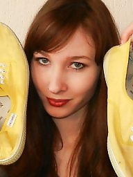Shoes, Shoe, Amateur teen, Teen amateur, Teen