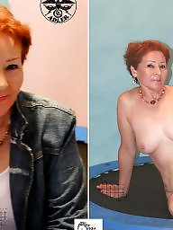 Mature dressed undressed, Milf dressed undressed, Mature dress, Undress, Undressed