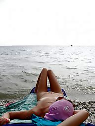 Voyeur public beach, Voyeur on beach, Public beach flashing, On public, On beach, Flashing beach