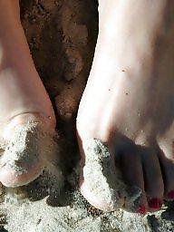 Feet, Amateur nylon, Amateur nylon feet, Nylon feet, Nylons, Nylon