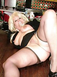 Bbw stockings, Mature blonde, Mature stockings, Blond mature, Mature bbw, Blonde bbw