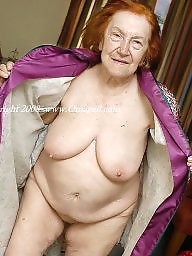 Grannies, Granny boobs, Granny stockings, Granny
