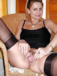 Hairy stockings, Mature hairy, Mature pussy, Mature stockings, Stockings hairy, Hairy mature