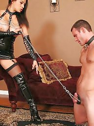 Leash, Mistress, Leashed