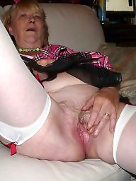 Granny ass, Old, Ass, Mature