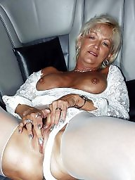Granny stockings, Granny mature, Mature stockings, Grannys, Public mature, Mature public