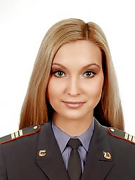 Russian, Russian amateur, Police