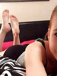 Young teen, Teen feet