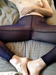Stockings,leggings, Stockings sheer, Stockings legs, Stocking legs, Stocking amateur leggings, Sheer amateur